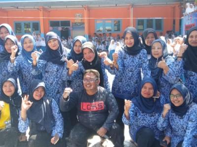 Peringatan HUT RI Ke 74 SMP Krida Utama